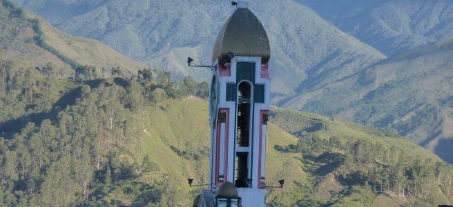 Voilà une bonne adresse où dormir à Vilcabamba, en pleine nature. Ici, Vilcabambaen photo, ave la vue sur les montagnes, c'est magnifique.