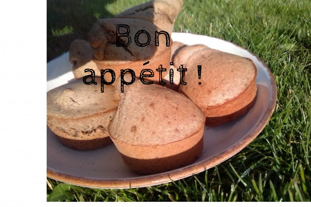 Bon appétit, muffins